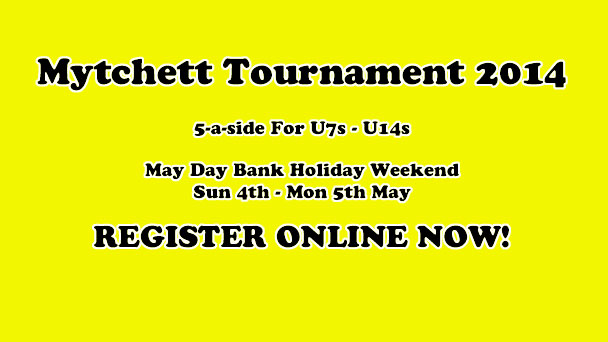 Mytchett Athletic Tournament