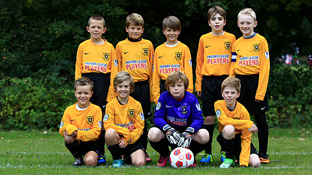 Mytchett Athletic U10 Kestrels