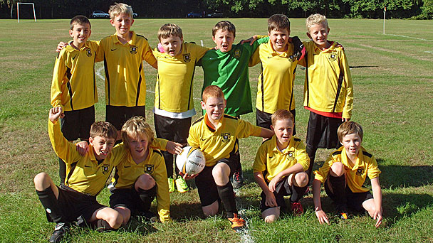 Mytchett Athletic U11 Eagles