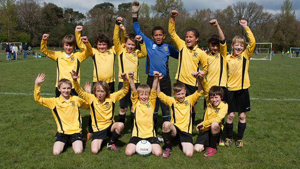 Mytchett Athletic U11 Falcons