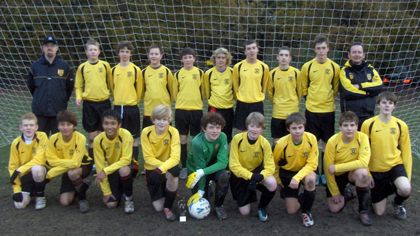 Mytchett Athletic U15 Eagles