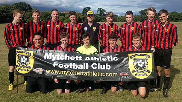 Mytchett Athletic U18 Eagles