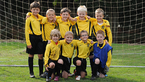 Mytchett Athletic U8 Kestrels